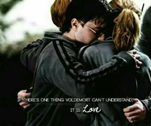 gryffindor, harry potter, and quote image