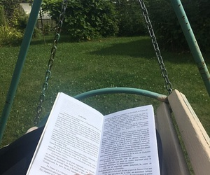 countryside, motivation, and reading image