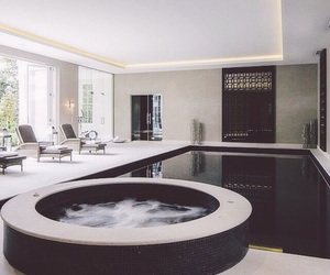black, home, and luxury image
