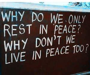 peace, inspiration, and live image