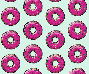 Background Donut And Donuts Image