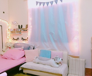 bedroom, decor, and Dream image
