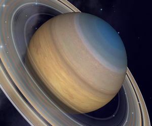 planets and saturn image