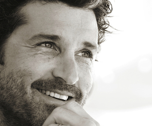 patrick dempsey, grey's anatomy, and derek shepherd image