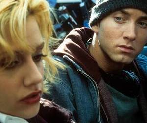 eminem, 8 mile, and brittany murphy image
