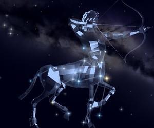 Sagittarius and ♐ image