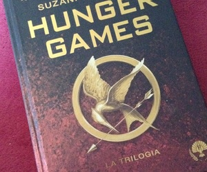 book, katniss, and adoro image