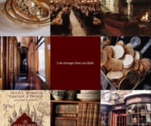 books, hogwarts, and time-turner image