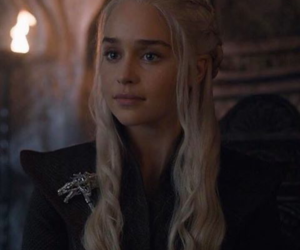 game of thrones, got, and emilia clarke image
