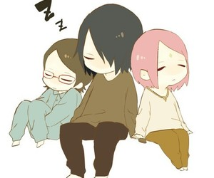 family and cute image