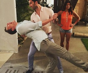 michael, jane the virgin, and michael cordero image