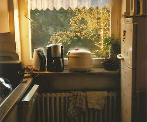 vintage and kitchen image