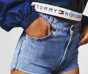 classy, denim, and tommy image