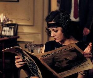 midnight in paris, Marion Cotillard, and vintage image