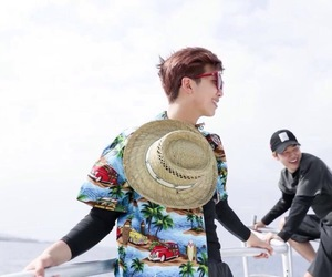 bon voyage, bts, and namjoon image