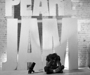 90's, alternative, and pearl jam image