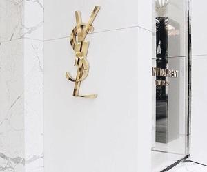 luxury, YSL, and fashion image