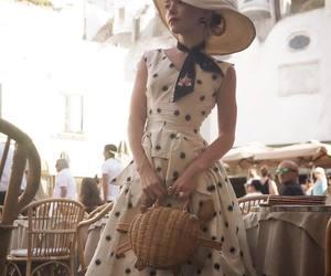 1950's, audrey hepburn, and fashion image