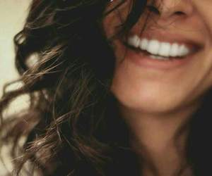 hair and smile image