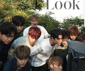 jinyoung, 1st look, and produce 101 image