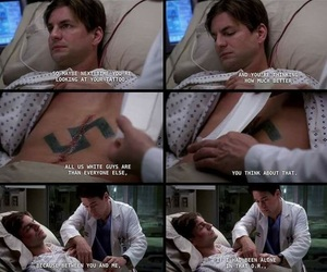 equality, Gale Harold, and greys anatomy image