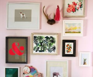 diy, custom framing, and home decor image
