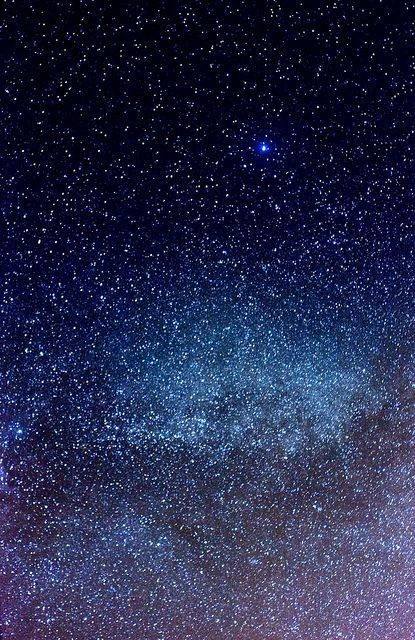 stars and night image