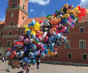 baloons, colors, and tumblr image