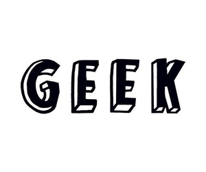 geek and quotes image