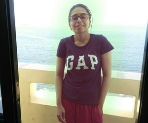 balcony, gay girl, and GAp image