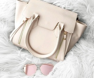 fashion, bag, and sunglasses image