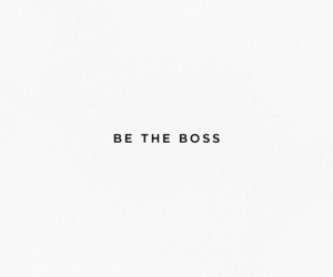 boss and quotes image