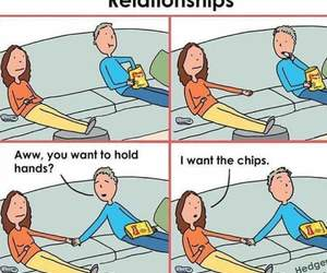 funny, lol, and hold hands image