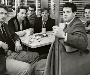 1950s, kevin bacon, and diner image