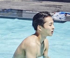 asian boy, korean boy, and exo m image