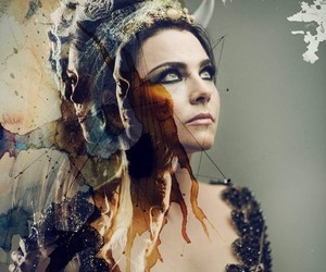 rock, evanescence synthesis, and amy lee image