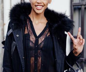 fashion week, paris, and aya jones image