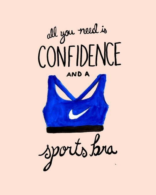 fitness, quotes, and girl power image