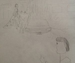 Knight Rider, snow queen, and michael knight image