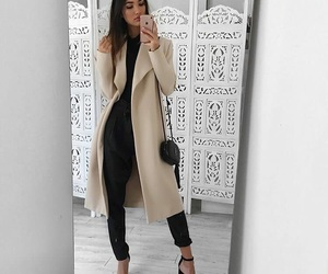chic, closet, and fall image