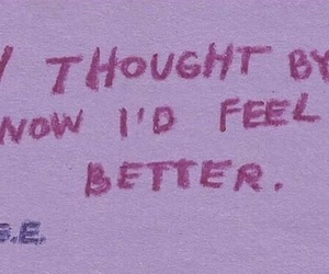 sad, words, and quotes image