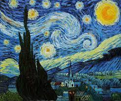 art and van gogh image