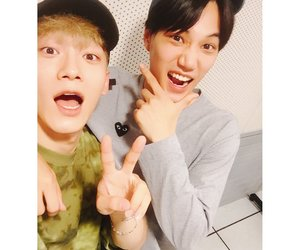 Chen, exo, and kai image