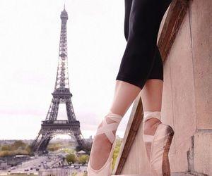 dance, paris, and ballet image