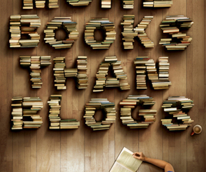 blogs, books, and read more image