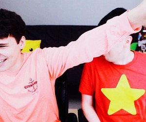 aesthetic, youtube, and dan and phil image