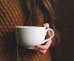 tea, autumn, and aesthetic image