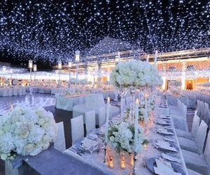 wedding, flowers, and Dream image