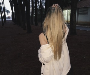 blond, white, and tumblr girl image