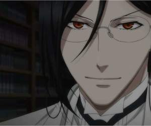 anime, black butler, and doctor image